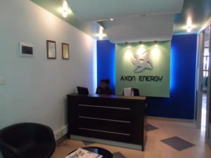 Axon Energy offices