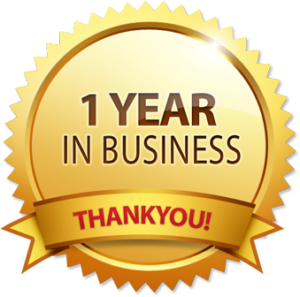1-Year-in-Business